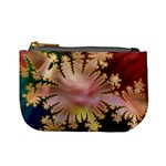abstract-flowers-984772 Mini Coin Purse