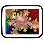 abstract-flowers-984772 Netbook Case (XXL)