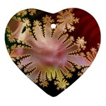 abstract-flowers-984772 Ornament (Heart)