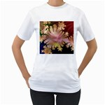 abstract-flowers-984772 Women s T-Shirt