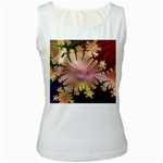 abstract-flowers-984772 Women s Tank Top