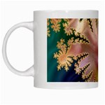 abstract-flowers-984772 White Mug