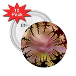 abstract-flowers-984772 2.25  Button (10 pack)