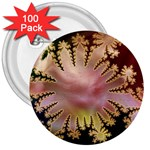 abstract-flowers-984772 3  Button (100 pack)