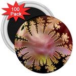 abstract-flowers-984772 3  Magnet (100 pack)