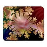 abstract-flowers-984772 Large Mousepad