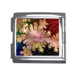 abstract-flowers-984772 Mega Link Italian Charm (18mm)