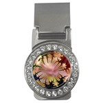 abstract-flowers-984772 Money Clip (CZ)