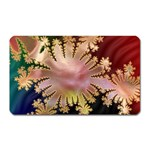 abstract-flowers-984772 Magnet (Rectangular)