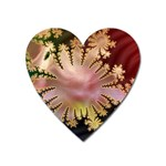 abstract-flowers-984772 Magnet (Heart)