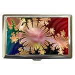 abstract-flowers-984772 Cigarette Money Case