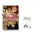 abstract-flowers-984772 Flip Top Lighter