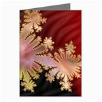 abstract-flowers-984772 Greeting Card