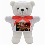 abstract-flowers-984772 Teddy Bear