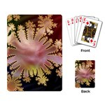 abstract-flowers-984772 Playing Cards Single Design