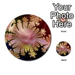 abstract-flowers-984772 Multi-purpose Cards (Round)