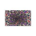 abstract_formula_wallpaper-387800 Sticker (Rectangular)