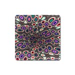 abstract_formula_wallpaper-387800 Magnet (Square)