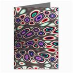 abstract_formula_wallpaper-387800 Greeting Card