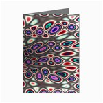 abstract_formula_wallpaper-387800 Mini Greeting Cards (Pkg of 8)