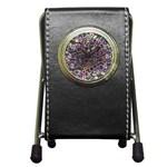 abstract_formula_wallpaper-387800 Pen Holder Desk Clock