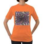 abstract_formula_wallpaper-387800 Women s Dark T-Shirt