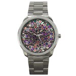 abstract_formula_wallpaper-387800 Sport Metal Watch