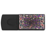 abstract_formula_wallpaper-387800 USB Flash Drive Rectangular (4 GB)