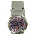 abstract_formula_wallpaper-387800 Money Clip Watch