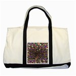 abstract_formula_wallpaper-387800 Two Tone Tote Bag