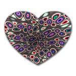 abstract_formula_wallpaper-387800 Mousepad (Heart)