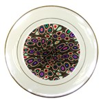 abstract_formula_wallpaper-387800 Porcelain Plate