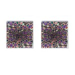 abstract_formula_wallpaper-387800 Cufflinks (Square)