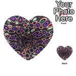 abstract_formula_wallpaper-387800 Multi-purpose Cards (Heart)