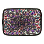 abstract_formula_wallpaper-387800 Netbook Case (Medium)