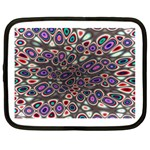 abstract_formula_wallpaper-387800 Netbook Case (XL)