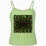 abstract_formula_wallpaper-387800 Green Spaghetti Tank
