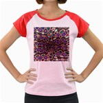 abstract_formula_wallpaper-387800 Women s Cap Sleeve T-Shirt
