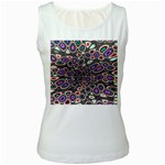 abstract_formula_wallpaper-387800 Women s Tank Top