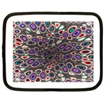 abstract_formula_wallpaper-387800 Netbook Case (XXL)