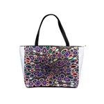abstract_formula_wallpaper-387800 Classic Shoulder Handbag
