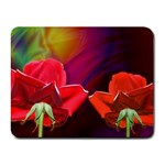 2_Shiny_Roses-77215 Small Mousepad