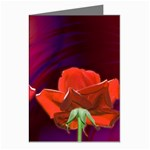 2_Shiny_Roses-77215 Greeting Card