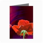 2_Shiny_Roses-77215 Mini Greeting Cards (Pkg of 8)