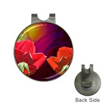 2_Shiny_Roses-77215 Golf Ball Marker Hat Clip