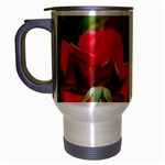 2_Shiny_Roses-77215 Travel Mug (Silver Gray)