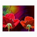 2_Shiny_Roses-77215 Glasses Cloth (Small)