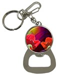 2_Shiny_Roses-77215 Bottle Opener Key Chain