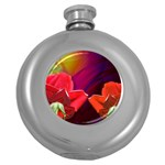 2_Shiny_Roses-77215 Hip Flask (5 oz)