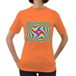 Disco-Party-Style-413640 Women s Dark T-Shirt